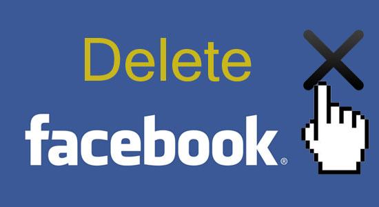 不要なフェイスブックページの消し方