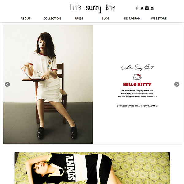 littlesunnybite(リトルサニーバイト)公式サイト